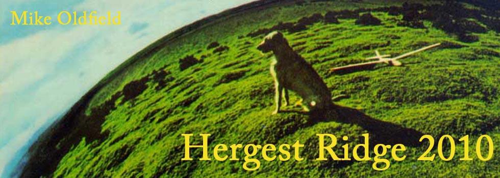 hergest ridge 2010   links